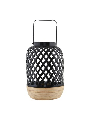 LANTERN, BREEZE, BLACK