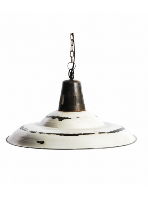 SHIMLA PENDANT - DISTRESSED WHITE